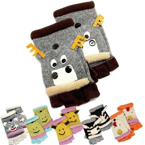 David & Young Critter Animal Gloves Just $5.00 At GearXS! Ships FREE!