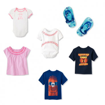 Huge Sale On Children's Clothes! Items Start At Less Than $1! Ships FREE!