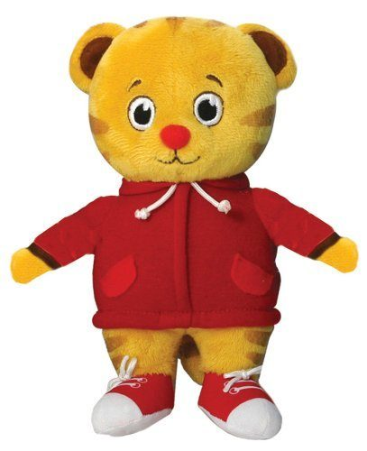 Daniel Tiger Mini Plush Just $6.89! (reg. $11)