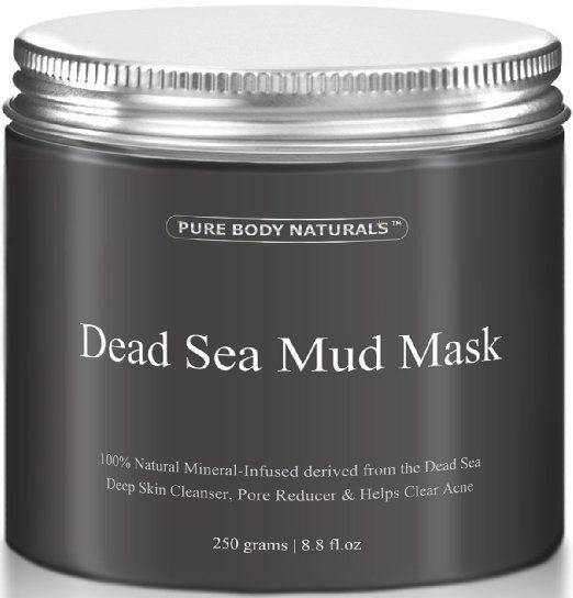 Dead Sea Mud Mask Just $14.95! (Reg. $40)