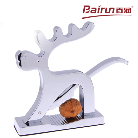 Deluxe Deer Shaped Nut Cracker Only $41.18!  Ships FREE!