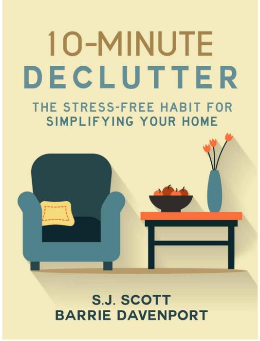 10-Minute Declutter eBook Only $2.99!