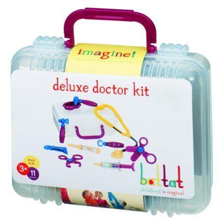 Battat Medical Kit for Kids Only $19.43 Shipped!