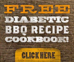 diabetic bbq recipe cookbook