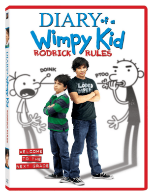 Diary Of A Wimpy Kid: Rodrick Rules Just $7 Down From $20!