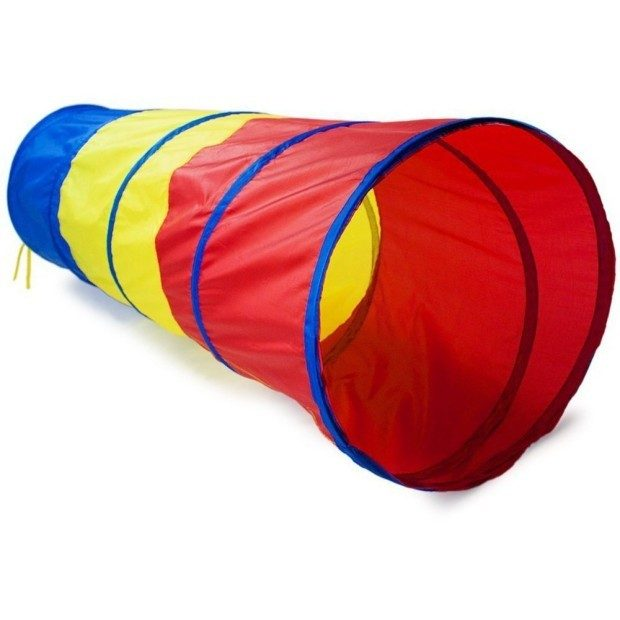 Discovery 6-feet Play Tunnel Just $7.69 + FREE Shipping!