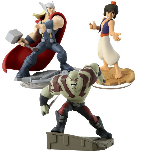Disney Infinity Figures As Low As $4.99 Down From $13.99 At Best Buy!