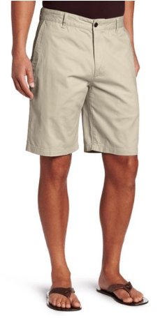 Docker's Men's Classic Flat Front Short As Low As $12.76!