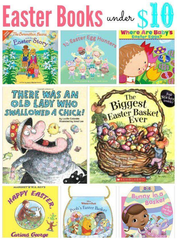 Easter Books Under $10!