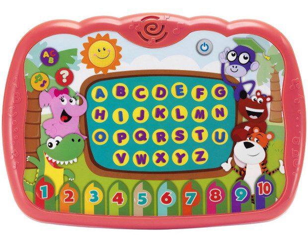 Baby Genius Learn With Me EduPad Tablet Just $7.40! (Reg. $20!)
