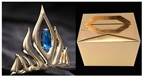 American Vogue Elsa Coronation Tiara Crown Ver 7.0 Just $7.22 Down From $60!