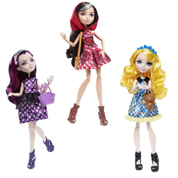 Ever After High Enchanted Picnic Dolls Under $10 Each!
