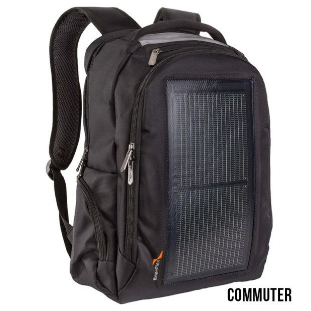 Solar Powered Backpack Just $35!