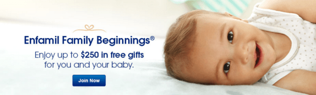 FREE Samples and High Value Coupons From Enfamil!