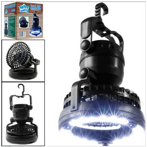 2 in 1 LED Light & Ceiling Fan Combo Only $8.99 Plus FREE Shipping!