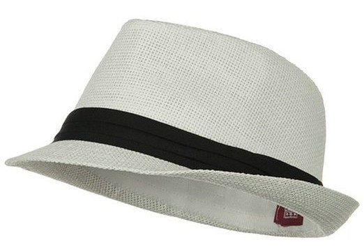 Summer Straw Fedora As Low As $4.91!