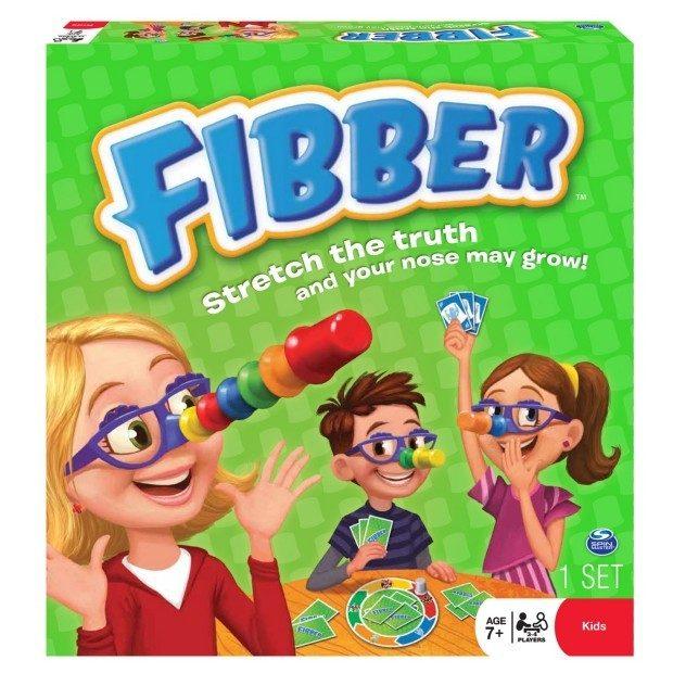 Fibber Board Game Just $6.88! (reg. $15.99)