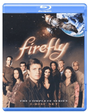 Firefly: The Complete Series [Blu-ray] Just $15 Down From $90!
