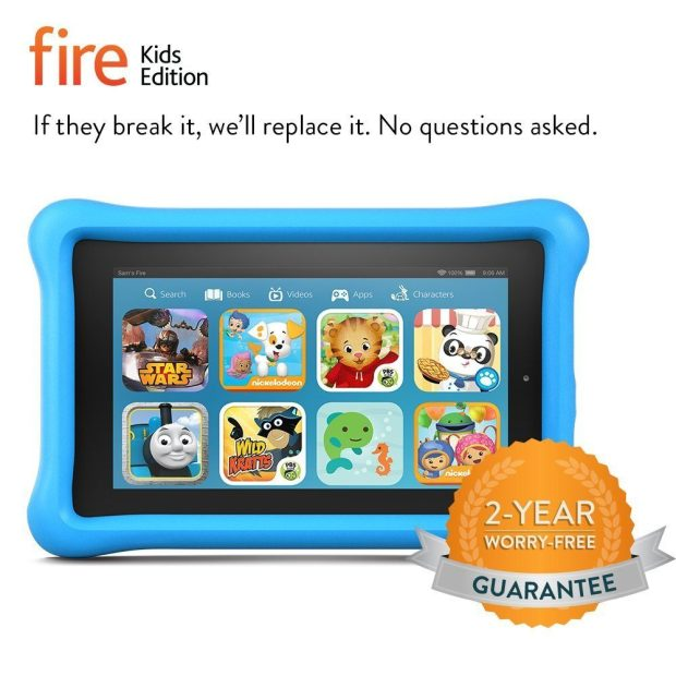 Fire Kids Edition - Kid-Proof Case Just $79.99! Ships FREE!