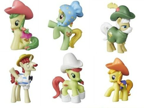 50% Off My Little Pony = Friendship Collection Figures Only $2.99 Shipped!
