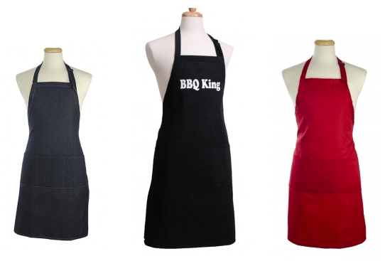 Highly Rated Men's Grilling Aprons Just $13.96 Shipped