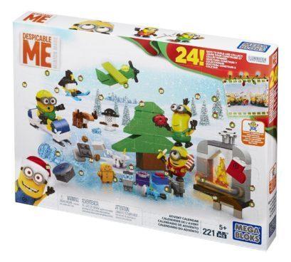 Mega Bloks Minions Movie Advent Calendar Only $11.75! (Was $30)