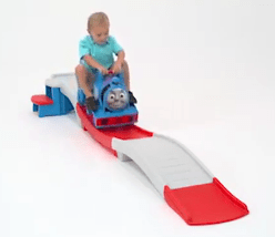 $15 Off $40 Thomas the Train Items Means Step 2 Coaster Only $77 Shipped!