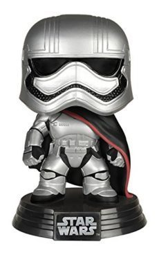 Star Wars Episode 7 Pop! Captain Phasma Just $5.99! (Was $13)