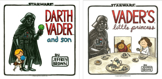 Darth Vader As Dad Just $8.90 (Was $15)