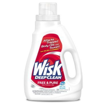 Wisk Deep Clean Liquid Detergent - Free & Pure 2 Pk Only $4.99 (Was $11)