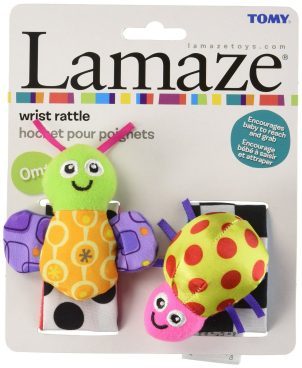 Lamaze Wrist Rattles Just $4.89 (Was $7)!