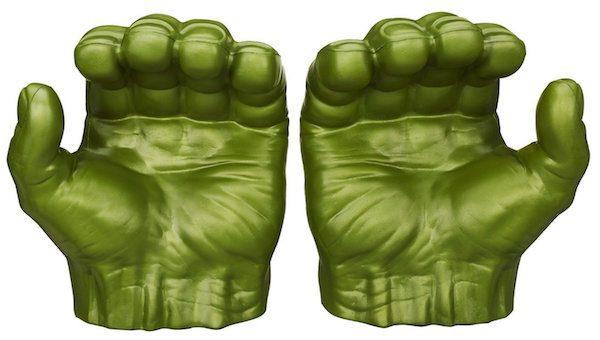 Marvel Avengers Hulk Gamma Grip Fists Just $5.14 (Was $22)!