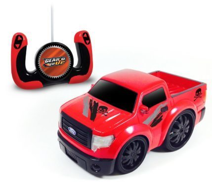 Gear'd Up Ford Chunky RC Vehicle, Red Just $6.57 (Was $30)