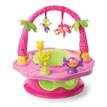 Deluxe Giggles Island 3-Stage SuperSeat Just $34.95! (Was $50)