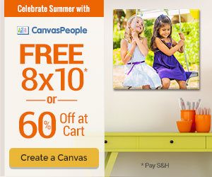 free 8x10 canvas