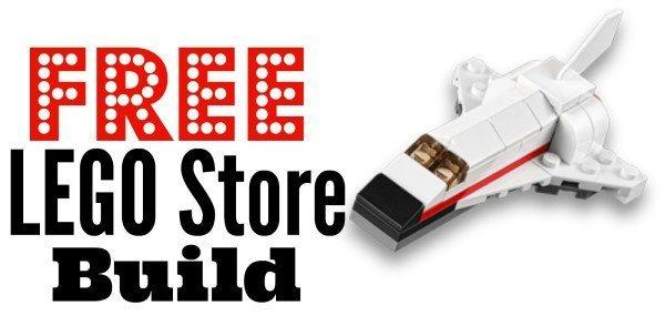free lego store build