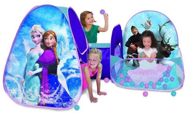 Frozen Playzone Playhouse Only $19.97! (Reg. $45!)