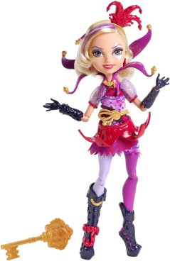 Ever After High Courtly Jester Doll Only $7.99! (Reg. $20)