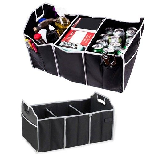 3 Section Car Trunk Organizer Only $5.49 Shipped!