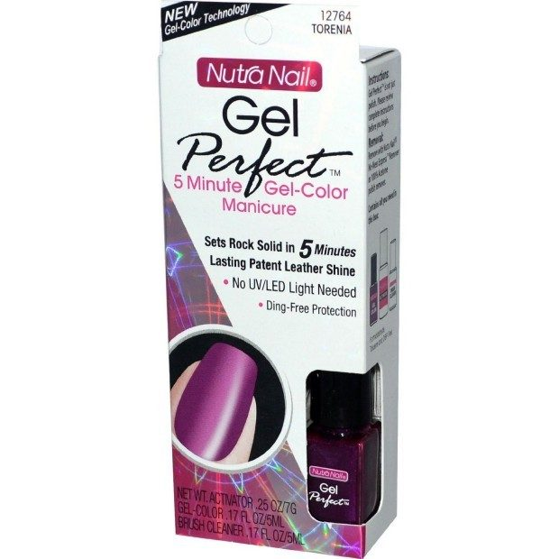 Nutra Nail Gel Perfect Torenia Only $2.30 Plus FREE Shipping!