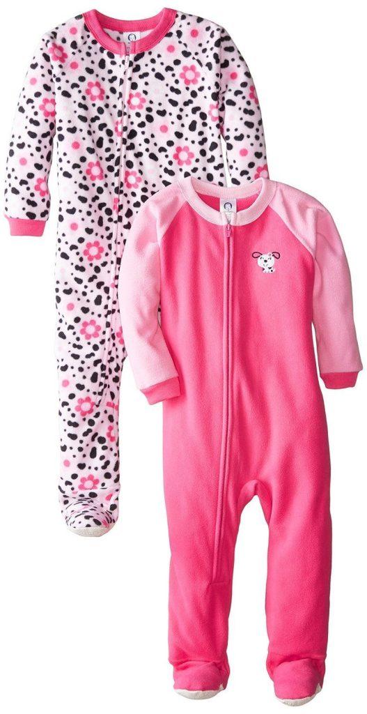 Gerber Girls 2 Pk Blanket Sleeper Only $6.87!