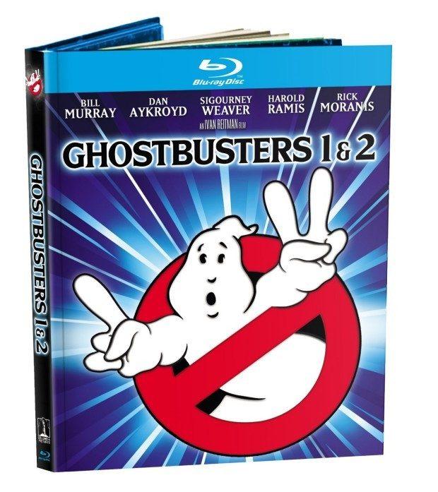 Ghostbusters / Ghostbusters II [Blu-ray] Just $9.99! (63% Off!)