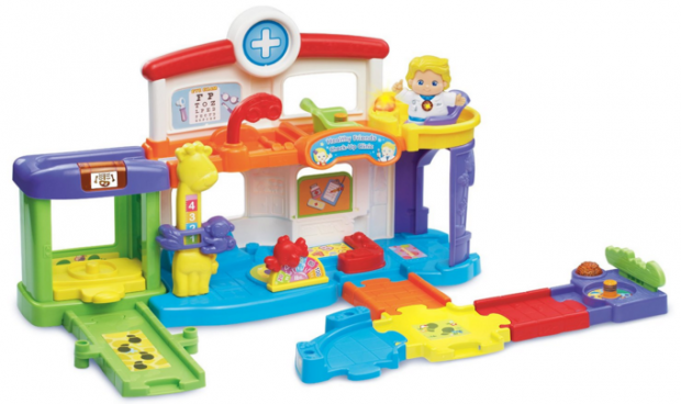 VTech Go! Go! Smart Friends Healthy Friends Check-up Clinic Just $13.73 Down From $27!