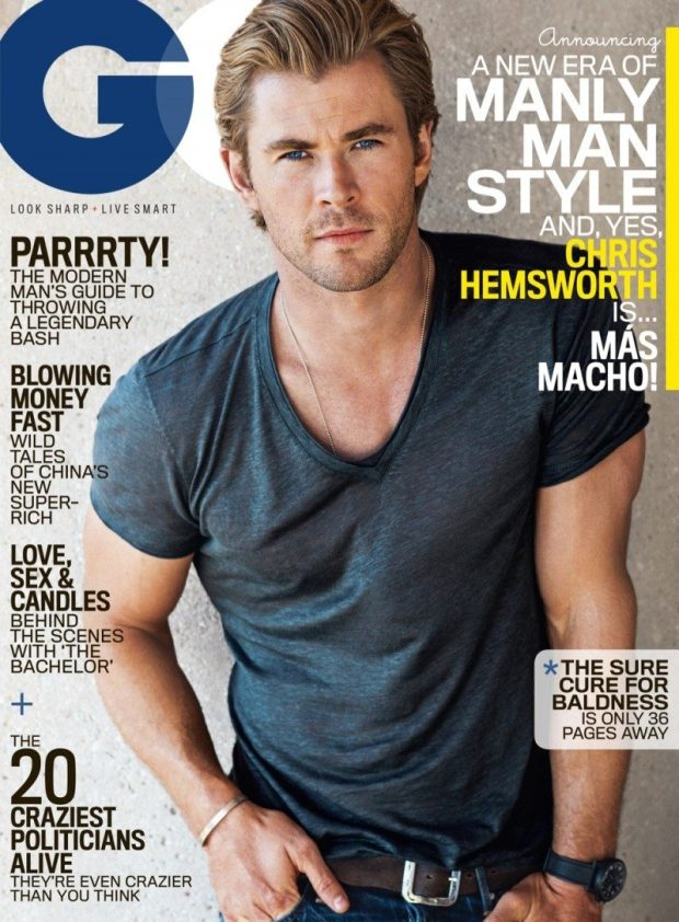 FREE Subscription To GQ!