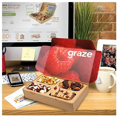 FREE Snack Box From Graze!