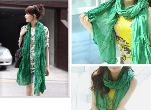 Crinkle Scarf Only $2.95 + FREE Shipping!