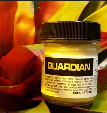 FREE Guardian Mite Spray For Plants Sample!