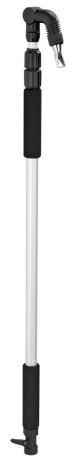 Telescoping Gutter Cleaning Wand with Ratcheting Head Only $20.98!
