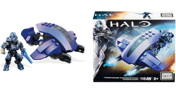 Mega Bloks Halo Covenant Commander Just $7.99 At Kmart!