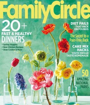 FREE Subscription to Family Circle!
